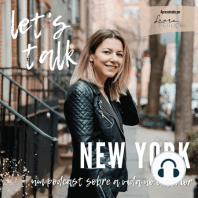 #37 A viagem para NYC que mudou a vida dela para sempre