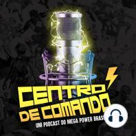Centro de Comando 88 - Dinossauros e Aço Ninja!