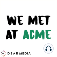 SURPRISE PROPOSAL: WOMAN THAT MET HER BOYFRIEND AT ACME PROPOSES: In this SPECIAL SURPRISE proposal episode, I talk to Meghan Asha and Lev Brie about how they met at Acme! We also discuss running start-ups, how entrepreneurship mentality coincides with relationship mentality, meeting once a week about your...
