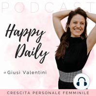 Cosa ho imparato in 3 anni di podcast: Il mio podcast Happy Daily ha appena compiuto 3 anni! In questo episodio condivido con te le lezioni che ho imparato in questi 3 anni. Ascoltando questo podcast scoprirai come ho: - trovato il coraggio di seguire la mia visione e creato il mio...