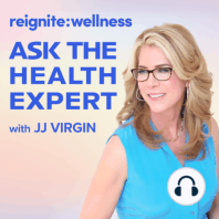 [Bonus Episode] Talking Hormones With Dr. Anna Cabeca: What's the low-down on hormones? What are they? They influence our health, but how? And how do they change as we age? We've got Dr. Anna Cabeca, known as The Girlfriend Doctor, here to talk all things hormones with JJ. Dr. Anna is a triple-board...