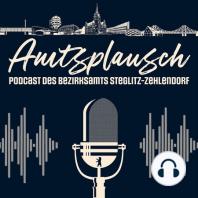002 Brand Onkel Toms Ladenstraße - Leiter der Wirtschaftsförderung Michael Pawlik im Interview: Amtsplausch ist der Podcast aus Ihrem Bezirksamt …