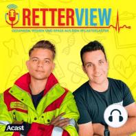 Retterview Folge 6 - Hörerfragen & Neue Empfehlungen/Leitlinien Erste Hilfe, Rettungsdienst, Klinik ...: ERC 2021 Reanimation, Neue Systeme, Sensibilisierung der Bevölkerung und neue Erkenntnisse