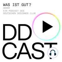 """DDCAST 32– Mike Meiré """"Befreit euch von dem was ihr geschaffen habt"""": Was ist gut? Design, Architektur, Kommunikation"""