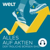Daimler greift nach dem Elektro-Stern und die Rallye der Schnaps-Aktien: 16.4.2021 - Der tägliche Börsen-Shot