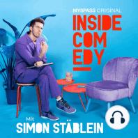 Fabio Landert: Schicksal und Dummheit führten ihn zum Stand-up: Inside Comedy #16