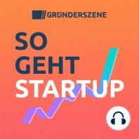 #29 Minimalist und Millionen-Unternehmer – Cédric Waldburger, Tomahawk.VC: So geht Startup – Der Gründerszene-Podcast