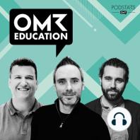 Best-Practices richtig recherchieren, Länderspezifische Domains Teil 2 - #askOMR 93: 1. Podcast hören. 2. Eigene Fragen stellen. 3. ???. 4. Profit