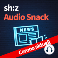 Dänemark übergibt 55.000 Impfdosen Astrazeneca an SH: sh:z Audio Snack am 11. Mai um 5 Uhr