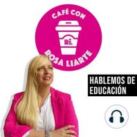 """4 - Café con Antonio Márquez - """"Las propuestas didácticas no pueden ser homogéneas"""": En este episodio me tomo un café con Antonio Márquez, maestro de Educación Especial, o como a él le gusta llamarlo, maestro de Pedagogía Inclusiva.   Más info sobre este podcast: https://rosaliarte.com/podcast/"""