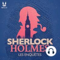 """Sherlock Holmes • Silver Blaze • Partie 1 sur 5: ??? Le cheval """"Silver Blaze"""" est donné favori pour la Wessex Cup. Mais il a disparu et son entraîneur, John Straker, est trouvé mort dans la lande de Dartmoor. Sherlock Holmes est invité par le propriétaire du cheval, le colonel Ross, à élucider c..."""