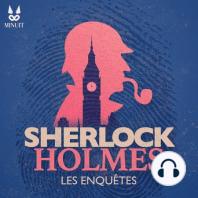 """Sherlock Holmes • Silver Blaze • Partie 3 sur 5: ??? Le cheval """"Silver Blaze"""" est donné favori pour la Wessex Cup. Mais il a disparu et son entraîneur, John Straker, est trouvé mort dans la lande de Dartmoor. Sherlock Holmes est invité par le propriétaire du cheval, le colonel Ross, à élucider c..."""