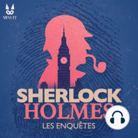 Sherlock Holmes • La Vallée de la Peur - Tome 1 • Partie 11 sur 12: L'intrigue débute au 221B Baker Street où Sherlock Holmes décrypte, en compagnie du Docteur Watson, un message codé envoyé par Porlock, un informateur infiltré au sein du réseau criminel du Professeur Moriarty. Le message prévient d'un danger...