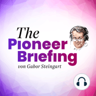 Robin Alexander   Alena Buyx   Antony Blinken: Chelsea Spieker präsentiert Steingarts Morning Briefing