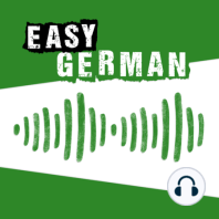 """192: Kein Fan von Zelten: Warum wir nicht gerne zelten, das Wort """"denn"""" und was man in Deutschland als Gast mitbringt."""