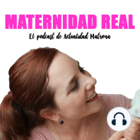 La maternidad a la luz de la fe. Hablamos con Olatz de Blessings (@blessings.es) - Podcast 09 #maternidadreal