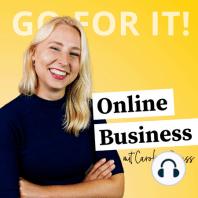 Selbstsicher vor der Kamera sprechen und verkaufen: Die Top-Tipps von Business-Trainerin Laura Wällnitz!: Mit dieser Folge kannst du deine Angst vor der Kamera endlich ablegen