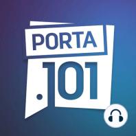 ESPECIAL   9 anos Canaltech + Jovem Nerd: O que tem atrás da Porta 101? O estúdio do Canaltech! É onde gravamos este Podcast com nossa equipe, onde vale TUDO sobre ciência e tecnologia