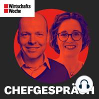 """Würth-Chefs Bettina Würth und Robert Friedmann: """"Wir müssen irgendwie miteinander auskommen"""": WirtschaftsWoche Chefgespräch"""