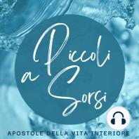 riflessioni sul Vangelo di Martedì 17 Agosto 2021 (Mt 19, 23-30) - Apostola Michela