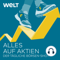 Brennende Elektroautos und ETFs als Inflations-Versicherung: 1.9.2021 - Der tägliche Börsen-Shot