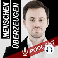 """274: Macht die Stimme erfolgreich? Bin ich wie ich klinge? - Stimmtrainer Frederik Beyer im Interview: ?Hier findest du den Online-Kurs """"Körpersprache verbessern: 10 Geheimnisse & 10 Gebote"""" Heute spreche ich mit dem Sprach- & Stimmtrainer Frederik Beyer über die Stimme und ihre Wirkung. Frederik war u.a. 10 Jahre Nachrichtensprecher beim NDR-Hörfunk und ..."""