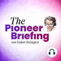 """""""Mir war klar, das ist kein Selbstläufer"""": NRW-Ministerpräsident und Unions Kanzlerkandidat Armin Laschet zu Gast auf der Pioneer One"""