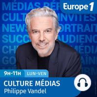 Médias - Philippe Vandel avec Nathalie Levy: Médias - Philippe Vandel avec Nathalie Levy