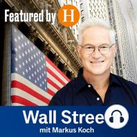 Die Wall Street steht auf dünnem Eis - Amazon, Microsoft, Yum, China