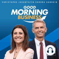 Rafaèle Tordjman, fondatrice et présidente de Jeito Capital - 20/09: Rafaèle Tordjman, fondatrice et présidente de Jeito Capital, était l'invitée de Christophe Jakubyszyn dans Good Morning Business, ce lundi 20 septembre. Elle fait le bilan de sa levée de fonds d'investissement, sur BFM Business. Retrouvez l'émission du lundi au vendredi et réécoutez la en podcast.