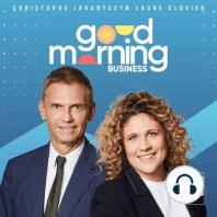 L'intégrale de Good Morning Business du jeudi 23 septembre: Ce jeudi 23 septembre, Sandra Gandoin et Christophe Jakubyszyn ont reçu Antoine Jomier, président et cofondateur d'Incepto, Pierre Boccon-Liaudet, directeur financier d'Exclusive Networks, Jean-Hervé Lorenzi, économiste et conseiller spécial d'ISALT, et Élisabeth Borne, ministre du Travail, de l'Emploi et de l'Insertion, dans l'émission Good Morning Business sur BFM Business. Retrouvez l'émission du lundi au vendredi et réécoutez la en podcast.