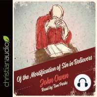 The Of the Mortification of Sin in Believers
