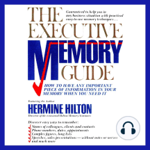 The Executive Memory Guide