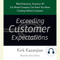 Exceeding Customer Expectations