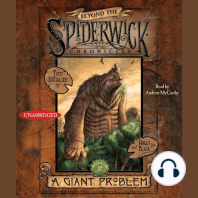 A Giant Problem: Beyond the Spiderwick Chronicles, Book 2