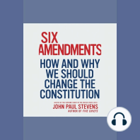 Six Amendments