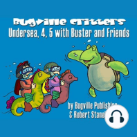 Undersea, 4, 5 with Buster and Friends