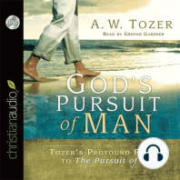 God's Pursuit of Man