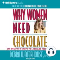 Why Women Need Chocolate
