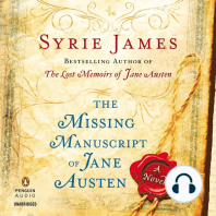 The Missing Manuscript of Jane Austen