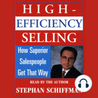 High Efficiency Selling