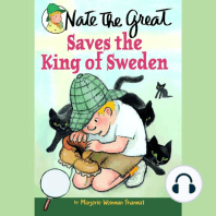 Nate the Great Saves the King of Sweden