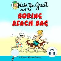 Nate the Great and the Boring Beach Bag