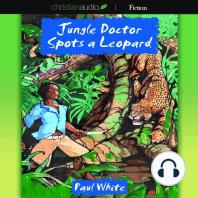Jungle Doctor Spots a Leopard