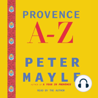 Provence A-Z