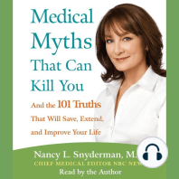 Medical Myths That Can Kill You