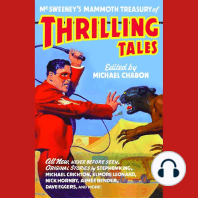McSweeney's Mammoth Treasury of Thrilling Tales
