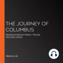 The Journey of Columbus: Reading American History | Rourke Discovery Library
