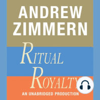 Andrew Zimmern, Ritual Royalty