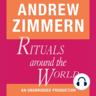 Andrew Zimmern, Rituals Around the World